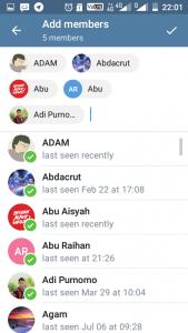 make Telegram Channels